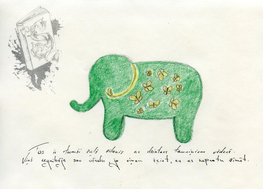 Tauriņu zilonis